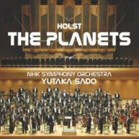 【送料無料】 Holst ホルスト / 組曲『惑星』 佐渡裕&NHK交響楽団 【SACD】