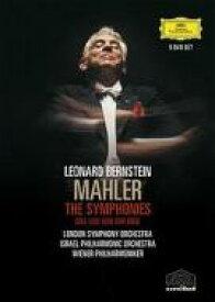 【送料無料】 Mahler マーラー / 交響曲全集 バーンスタイン&ウィーン・フィル、他(9DVD) 【DVD】