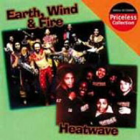 Earth Wind & Fire / Heatwave / Take 2 輸入盤 【CD】