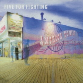 Five For Fighting / America Town 【CD】