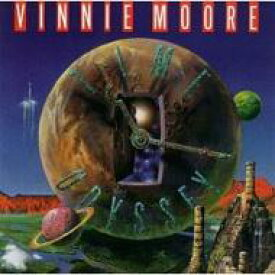 Vinnie Moore ビニームーア / Time Odyssey 輸入盤 【CD】