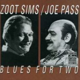 Zoot Sims ズートシムズ / Blues For Two 輸入盤 【CD】