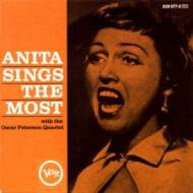 Anita O'day アニタオデイ / Anita Sings The Most 輸入盤 【CD】