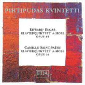 【送料無料】 Elgar エルガー / Piano Quintet: Pihtipudas Quintet +saint-saens 輸入盤 【CD】