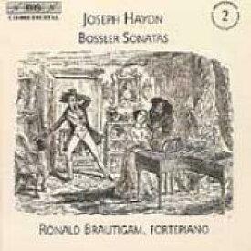 【送料無料】 Haydn ハイドン / Complete Piano Sonatas Vol.2 53-58: Brautigam(Fp) 輸入盤 【CD】