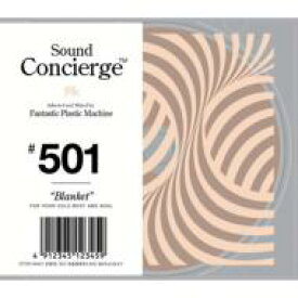 "Fantastic Plastic Machine FPM / Sound Concierge 501 ""Blanket"" 【CD】"