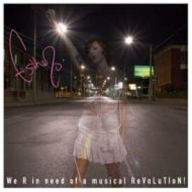 Esthero / We R In Need Of A Musical Revolution 輸入盤 【CD】