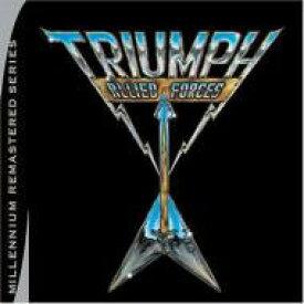 【送料無料】 Triumph トライアンフ / Allied Forces 輸入盤 【CD】