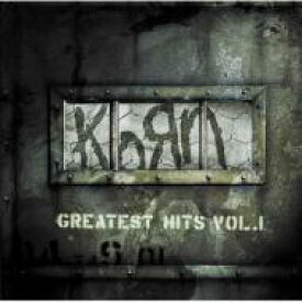 KORN コーン / Greatest Hits Vol.1 (Explicitversion) 輸入盤 【CD】