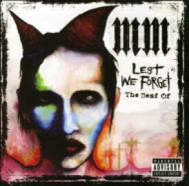 Marilyn Manson マリリンマンソン / Lest We Forget: The Best Of 輸入盤 【CD】