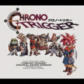 【送料無料】 クロノ・トリガー オリジナル・サウンド・ヴァージョン 【CD】