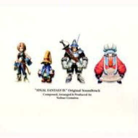 【送料無料】 FINAL FANTASY IX ORIGINAL SOUNDTRACK 【CD】