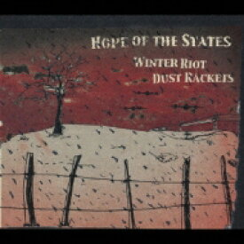 Hope Of The States / Winter Riot Dust Rackets 【CD】
