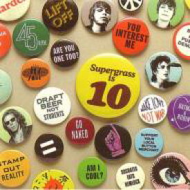 Supergrass スーパーグラス / Supergrass Is 10 - Best Of 94-04 【Copy Control CD】 輸入盤 【CD】