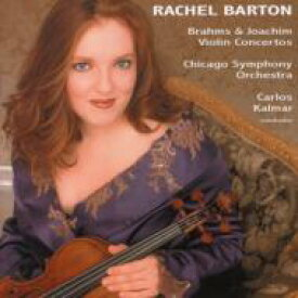 Brahms ブラームス / Violin Concerto: Barton(Vn), Kalmar / Cso +joachim: Concerto 輸入盤 【CD】