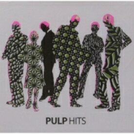 Pulp / Hits 輸入盤 【CD】