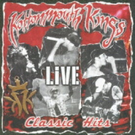 【送料無料】 Kottonmouth Kings コットンマウスキング / Classic Hits Live 【Copy Control CD】 【CD】