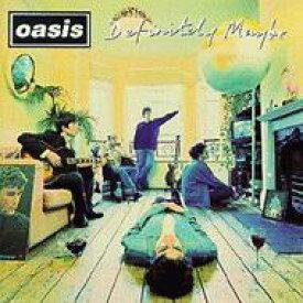 Oasis オアシス / Definitely Maybe 【CD】