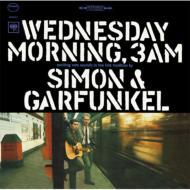 Simon&Garfunkel サイモン&ガーファンクル / Wednesday Morning 3am: 水曜の朝、午前3時 【CD】