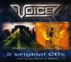 【送料無料】 Voice (Rock) / Prediction / Golden Signs 輸入盤 【CD】