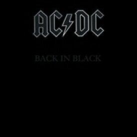 AC/DC エーシーディーシー / Back In Black (アナログレコード) 【LP】