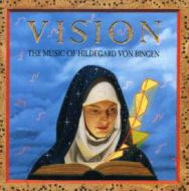 Hildegard ヒルデガルトフォンビンゲン / Vision-music Of H.v.bingen 輸入盤 【CD】