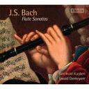 【送料無料】 Bach, Johann Sebastian バッハ / フルート・ソナタ集 バルトルド・クイケン(フラウト・トラヴェルソ…