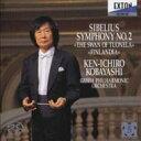 【送料無料】 Sibelius シベリウス / シベリウス:交響曲第2番、交響詩『フィンランディア』、他小林研一郎&チェコ・…