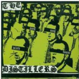 The Distillers / Sing Sing Death House 輸入盤 【CD】