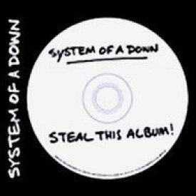 System Of A Down シシテムオブアダウン / Steal This Album 【CD】