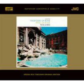 【送料無料】 Respighi レスピーギ / 『ローマ三部作』 トスカニーニ&NBC交響楽団(XRCD24) 【CD】