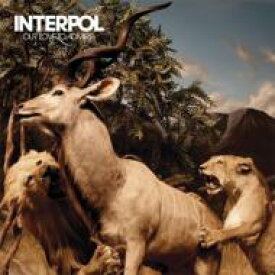 Interpol インターポール / Our Love To Admire 輸入盤 【CD】