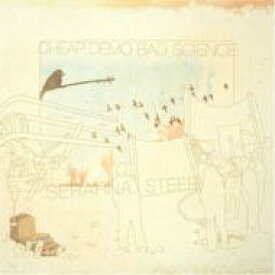 Serafina Steer / Cheap Demo Bad Science 【CD】
