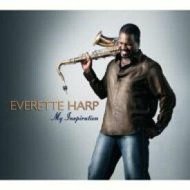 【送料無料】 Everette Harp エベレットハープ / My Inspiration 輸入盤 【CD】