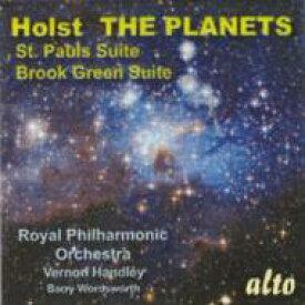 Holst ホルスト / 『惑星』、セント・ポール組曲、他 ハンドリー&ロイヤル・フィル 輸入盤 【CD】