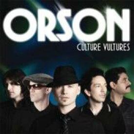 Orson / Culture Vultures 輸入盤 【CD】