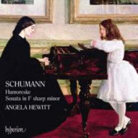 【送料無料】 Schumann シューマン / ピアノ・ソナタ第1番、フモレスケ ヒューイット(ピアノ) 輸入盤 【CD】