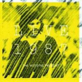 Wedding Present ウェディング プレゼント / Live 1987 輸入盤 【CD】