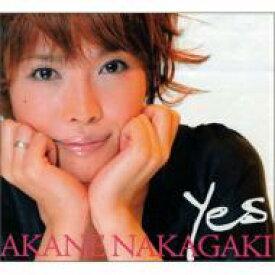 【送料無料】 中垣あかね / Yes 【CD】