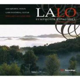 Lalo ラロ / スペイン交響曲(ギター伴奏版) シェーグレン(vn)ハンニバル(g) 輸入盤 【CD】