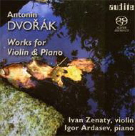 【送料無料】 Dvorak ドボルザーク / Works For Violin & Piano: Zenaty(Vn) Ardasev(P) 輸入盤 【SACD】