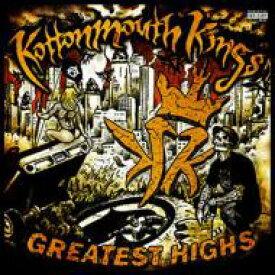 【送料無料】 Kottonmouth Kings コットンマウスキング / Greatest Highs 【CD】
