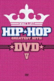 What's Up?: Hip Hop Greatest Hits: 5 【DVD】