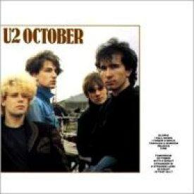 U2 ユーツー / October (アナログレコード) 【LP】