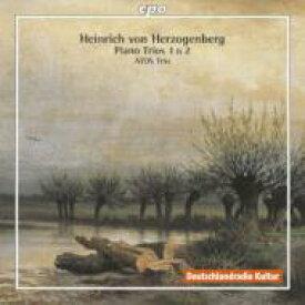 ヘルツォーゲンベルク(1843-1900) / ピアノ三重奏曲集 アトス三重奏団 輸入盤 【CD】