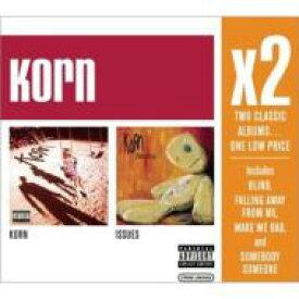 KORN コーン / X2 (Korn / Issues) 輸入盤 【CD】