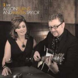 【送料無料】 Alison Burns/Martin Taylor アリソンバーンズ/マーティンテイラー / 1: Am 輸入盤 【CD】