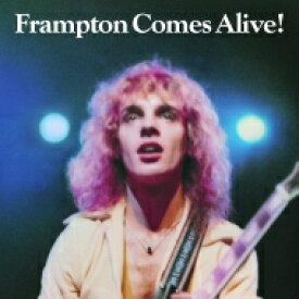 Peter Frampton ピーターフランプトン / Frampton Comes Alive! (2枚組 / 180グラム重量盤レコード) 【LP】