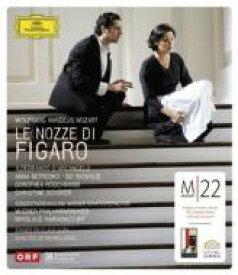 Mozart モーツァルト / 『フィガロの結婚』全曲 グート演出、アーノンクール&ウィーン・フィル、ダルカンジェロ、ネトレプコ、他(2006 ステレオ) 【BLU-RAY DISC】