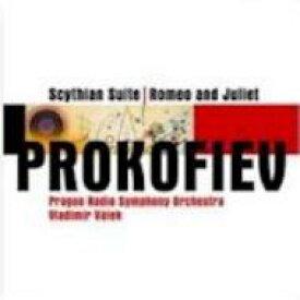 Prokofiev プロコフィエフ / 『ロメオとジュリエット』より、スキタイ組曲 ヴァーレク&プラハ放送交響楽団 輸入盤 【CD】